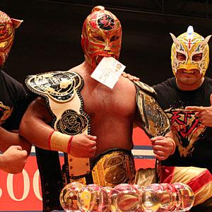 Images of WWFジュニアヘビー級王座